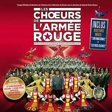 LES CHOEURS DE L ARMEE ROUGE - CD - L INTERNATIONAL