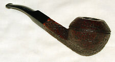 LARGE 1987 ASTLEY RING GRAIN BENT RHODESIAN BRIAR PIPE NEW