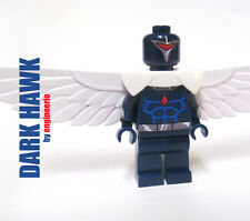 LEGO Custom - Darkhawk -  Marvel Super heroes mini figure ironman dark hawk