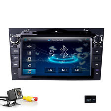 "for HONDA CRV 2007-2011 GPS Navigation 8"" Car Stereo 2DIN DVD Player Radio CAM"