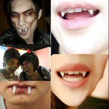 Denture Zombie Vampire Teeth Ghost Devil Fangs Halloween Props Costume Party