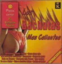 12 Pistas Para Cantar by Las Bachatas (CD, Jul-2002, Reyes Records)