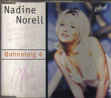 Nadine Norell-Bahnsteig 4 cd maxi single