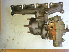 VW/AUDI KKK TURBO CHARGER - SELLING FOR PARTS/CORE/REBUILD