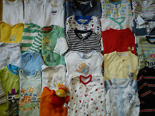 HUGE WINTER SUMMER 57x BUNDLE BABY BOY clothes 0/3/6 MTHS (5.5)
