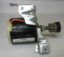 Tecumseh 12 volt electric starter #37753 LV195EA plastic gear Toro Lawn Mower