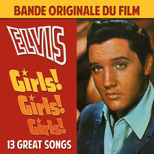 CD Elvis Presley : Girls ! Girls ! Girls ! - Bande Originale du Film / BOF - OST