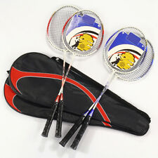 Economic  Fad high-strength Aluminium Alloy Badminton Racket Racquet Bag WB