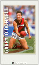 1996 Optus Vision AFL Card #30 Gary O'Donnell (Essendon)