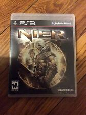 Playstation 3 PS3 Nier *COMPLETE*