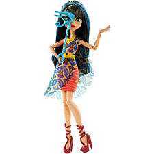 Welcome to Monster High Dance the Fright Away Cleo De Nile New