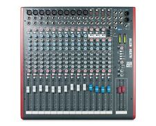 Allen & Heath ZED-18 ZED 18 USB Mixer For Live Sound And Recording (B)