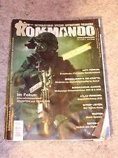 International Special Operations Magazine - Kommando Nr.4/2011