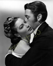 Ava Gardner with Gregory Peck 8x10 Photo 076