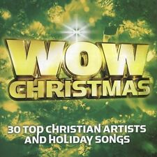 WOW Christmas Green CD Holiday Music Christian Amy Grant Chris Tomlin Third Day