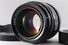 **Near Mint** Voigtlander Nokton 35mm f/1.2 Aspherical SL II Lens For Leica