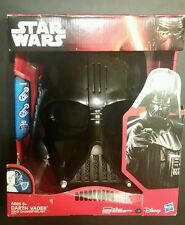 Disney Star Wars The Empire Strikes Back Darth Vader Voice Changer Helmet
