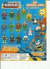 Robin DC Super Friends 3D Danglers with plug