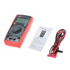 UNI-T UT39A Plam Size DMM Digital Multimeter AC DC Volt Ohm AMP Cap Tester New
