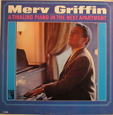 MERV GRIFFIN A TINKLING PIANO IN THE NEXT APARTMENT (LP)