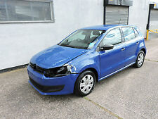 59 Volkswagen Polo 1.2 S Damaged Salvage Repairable
