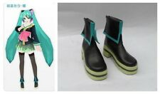 Vocaloid Hatsune Miku Project DIVA 2nd Luka Cosplay Boots Boot Shoes Shoe