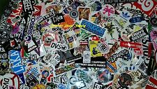 VINTAGE SKATEBOARD STICKER LOT DIAMOND CLICHE SANTA CRUZ LOW CARD OSIRIS WESC DC