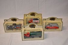 LOT OF 4 LlEDO CHEVRON DAYS GONE COLLECTION DIE CAST Made in England
