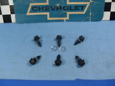 62-82 Chevy Camaro Chevelle Buick Corvette Pont.Ground & Ground Strap Screws