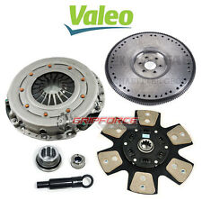 "VALEO KING COBRA STAGE 3 10.5"" CLUTCH KIT & FLYWHEEL FORD MUSTANG GT LX 5.0 302"""