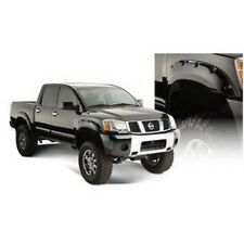 Bushwacker Pocket Front & Rear Fender Flares for Nissan Titan w/Lockbox 04-14