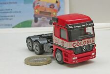 "Herpa   MB Actros L   6x4 Zugmaschine   ""Colonia"""