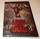 George A. Romero's Land of the Dead (DVD, 2005) FS SEALED NEW FAST SHIP