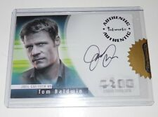 The 4400 Autograph Trading Card Joel Gretsch as Tom Baldwin (Sealed Razor)