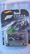 HOT WHEELS 2016 CASE D FORZA LAMBORGHINI GALLARDO LP570-4 SUPERLEGGERA IN STOCK