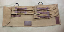 "WWII GERMAN MP40 CARRY CASE ""KHAKI"" Colour"