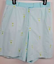 Lilly Pulitzer Women's Shorts Size 8  Golfer Shorts Golf Outdoor Summer Cute