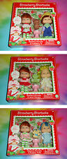 3 Sets STRAWBERRY SHORTCAKE HUCKLEBERRY PIE LEMON MERINGUE BLUEBERRY MUFFIN 2016