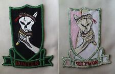 100% real SPECIAL FORCES RECON TEAM HUNTER POCKET PATCH
