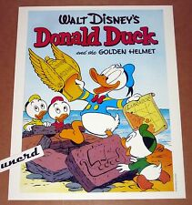 Carl Barks Kunstdruck: Cover zu Four Color Comics # 408 - Cover Art Print
