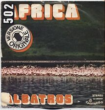 "ALBATROS - Africa - VINYL 7"" 45 LP 1975 VG/VG- CONDITION"