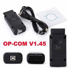 Hot OPCOM OP-COM V1.45 OBDII USB Interface Scanner Diagnostic Tool for Opel Cars