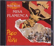 Paco Pena - Misa Flamenca - CD (NI5288 Nimbus 1991)