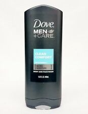 1 Dove Men Care CLEAN COMFORT Micro Moisture Face & Body Wash