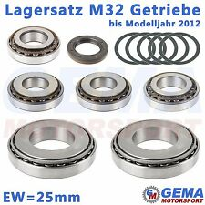 Lagersatz M32 Getriebe 25mm Opel Zafira B Z17DTJ A17DTJ Z19DTL Z22YH NP430273