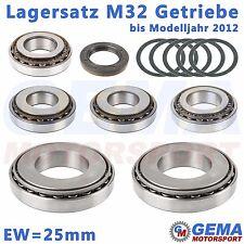 Lagersatz m32 boîte de vitesses 25mm OPEL zafira B z17dtj a17dtj z19dtl z22yh np430273