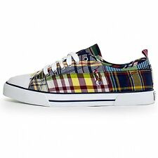Polo Bal Harbour Lo Juniors 91763 Multicolor Shoes Sneakers Kids Youth Size 4.5