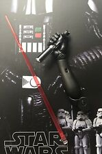 Hot Toys mms279 1/6 Star Wars Darth Vader Stormtrooper - LED Lightsaber set