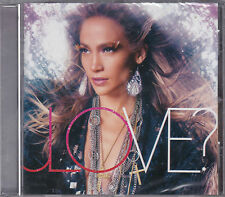 CD 12T INCLUS 1T BONUS JENNIFER LOPEZ LOVE ? DE 2011 NEUF SCELLE
