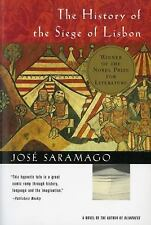 The History of the Siege of Lisbon, Jose Saramago, Good Book